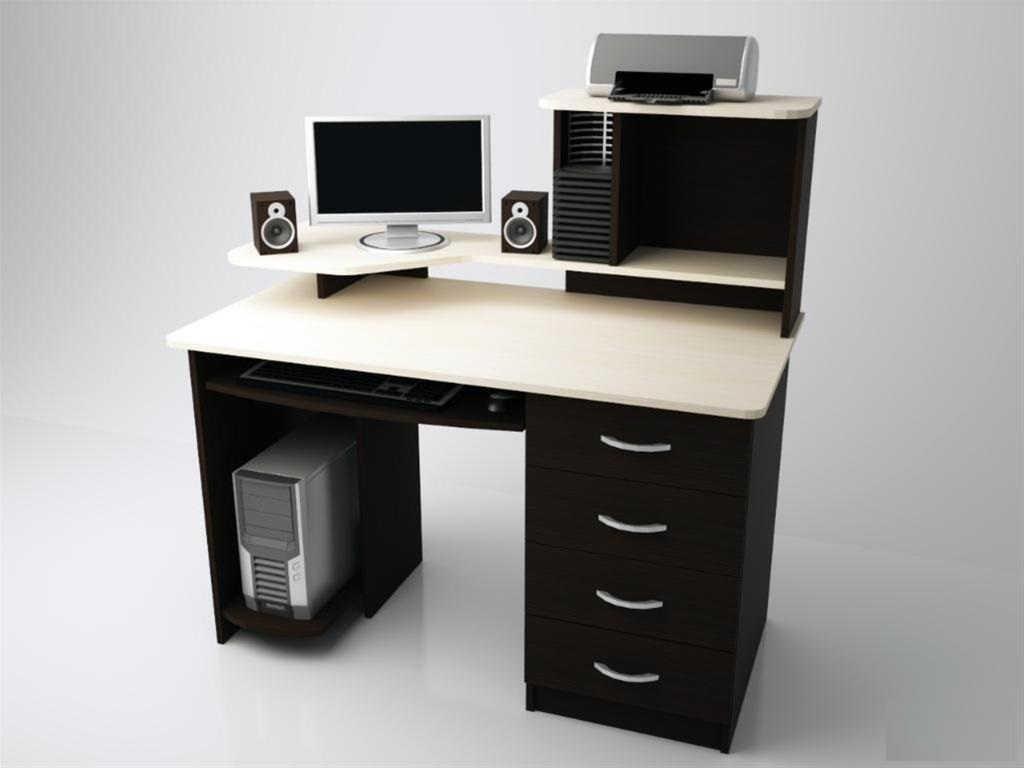 Компьютерный стол КС-4 Н3