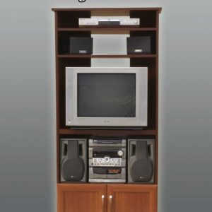 Тумба TV угловая МДФ