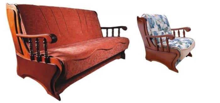фараон диван+кресло