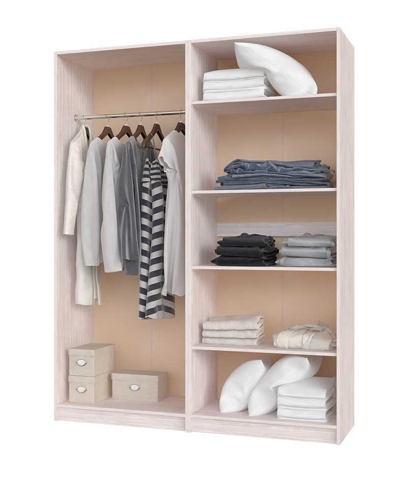 стандартный шкаф от спальни Эдэм