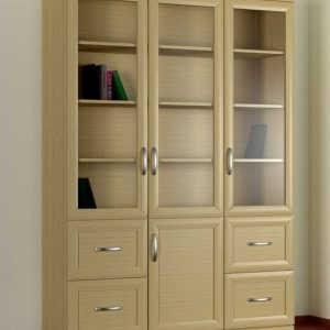 Кухонный напольный шкаф книжный 3№5