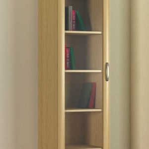 Однодверный шкаф книжный 1№1
