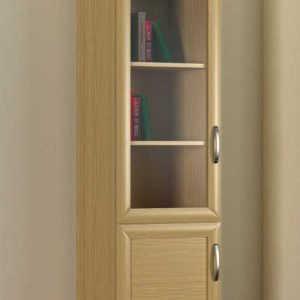 Однодверный шкаф книжный 1№3