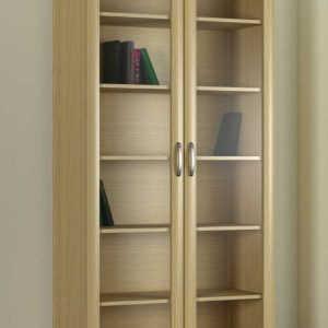 Шкаф книжный 2№1