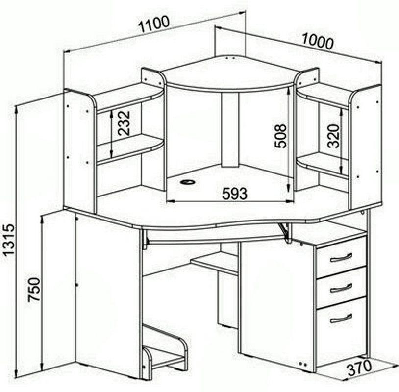 Компасс С 215СD схема