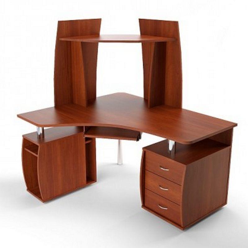 Компьютерный стол с надставкой ПС 04.14.C
