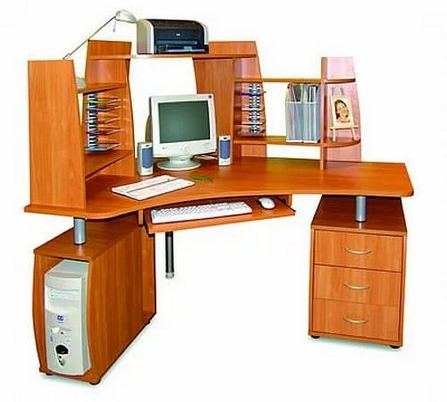 Компьютерный стол ПС 04.16.F