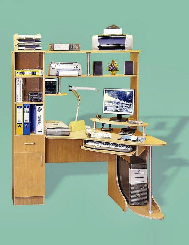 Компьютерный стол Вадим 2