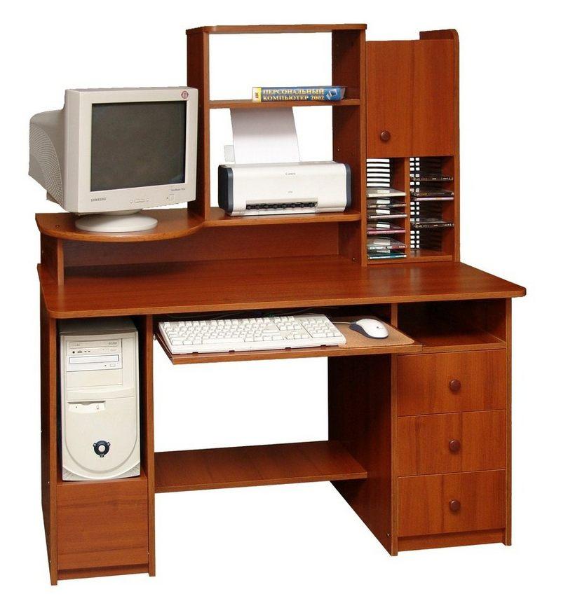 Компьютерный стол Юникс