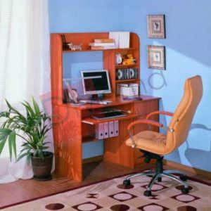 Дешевый компьютерный стол №4 (фиеста)