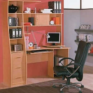 Дешевый компьютерный стол №6 (фиеста)