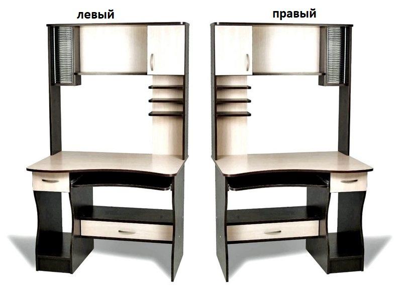 Компьютерный стол СК-19 левый или правый