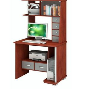 Компьютерный стол прямой