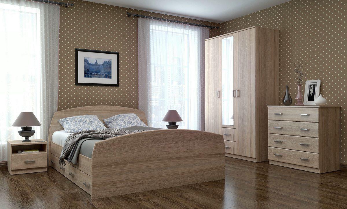 Спальня Дарья
