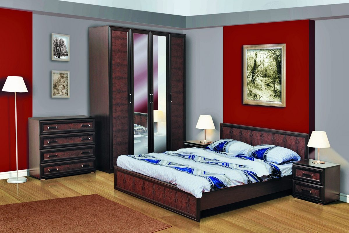 Спальня Диметрия МДФ