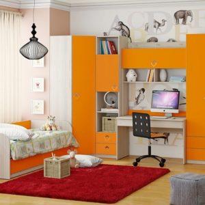 Модульная детская комната Алёнка-2