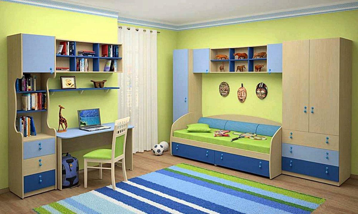 Детская комната Белоснежка-8
