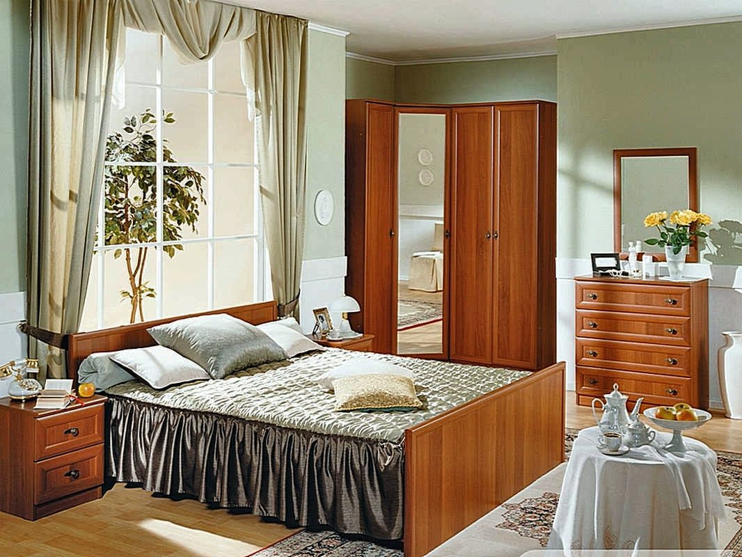 Спальня Джорджия-1