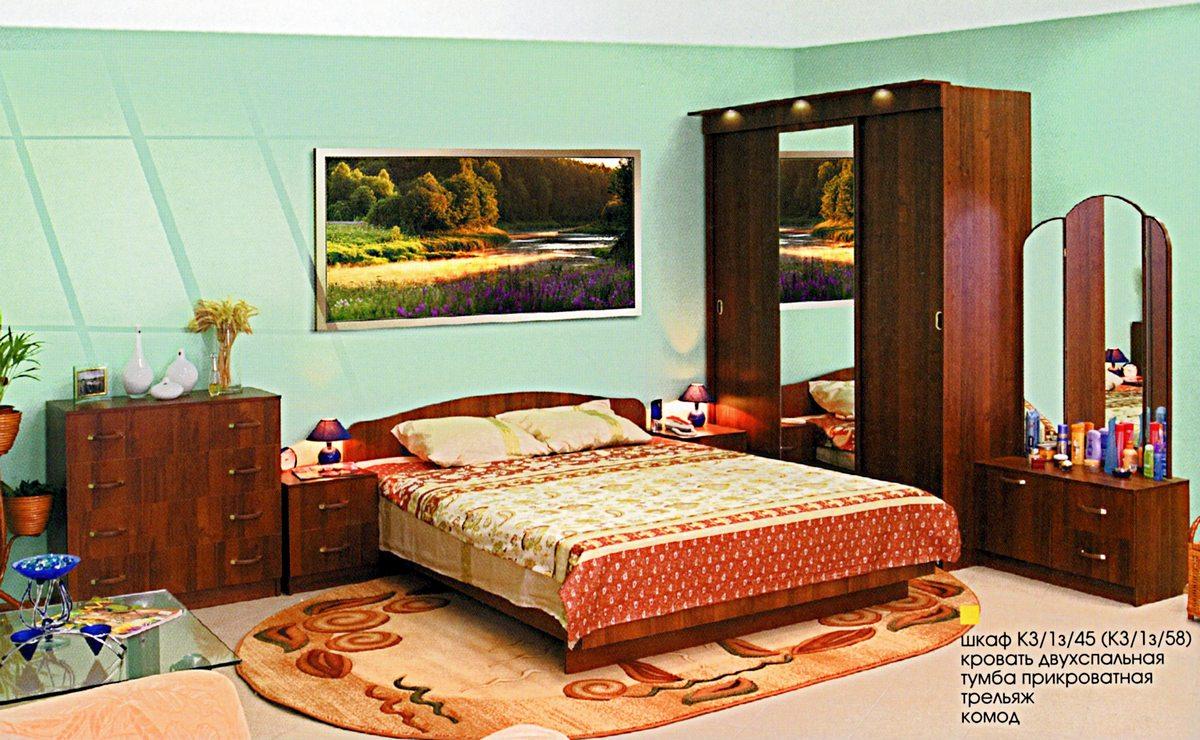 Спальня Светлана-1