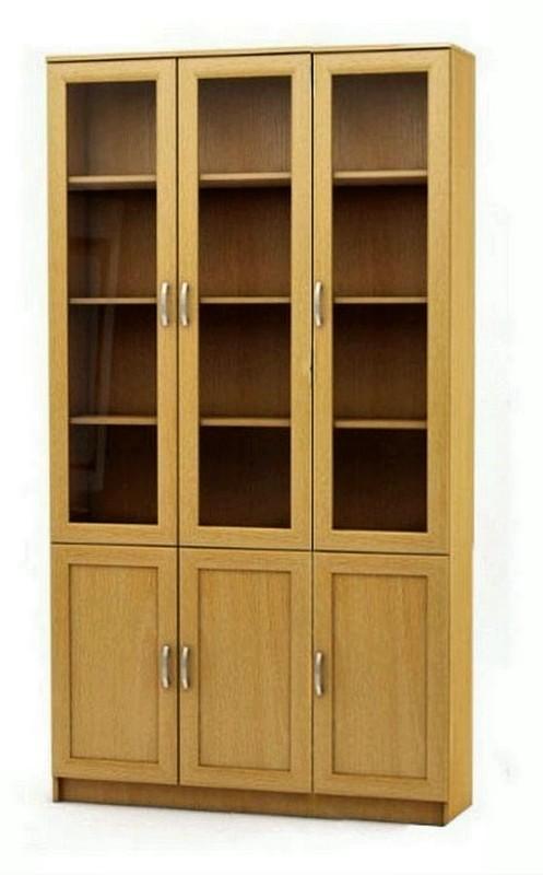 Шкаф книжный Верона 3А