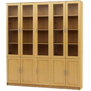 Шкаф книжный Верона 5А