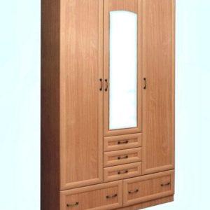 Гардеробный шкаф Комби 135КД