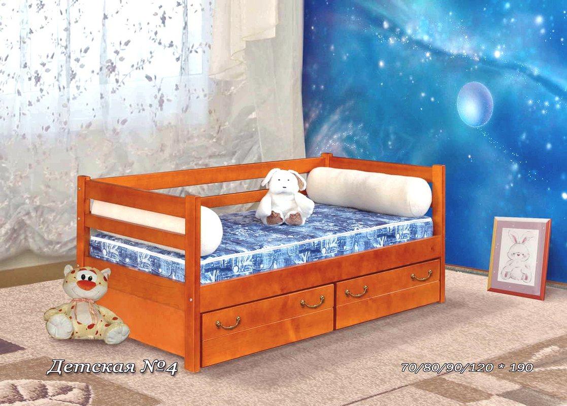 Кровать Детская №4