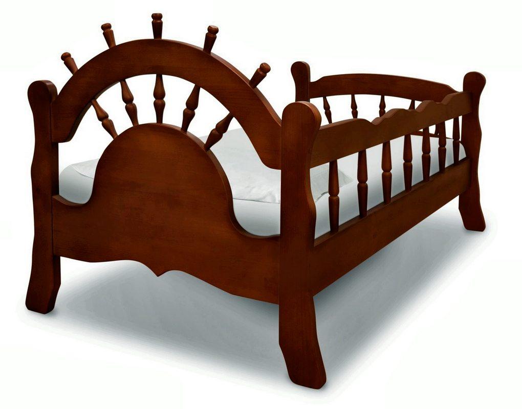 Кровать Адмирал (детская)