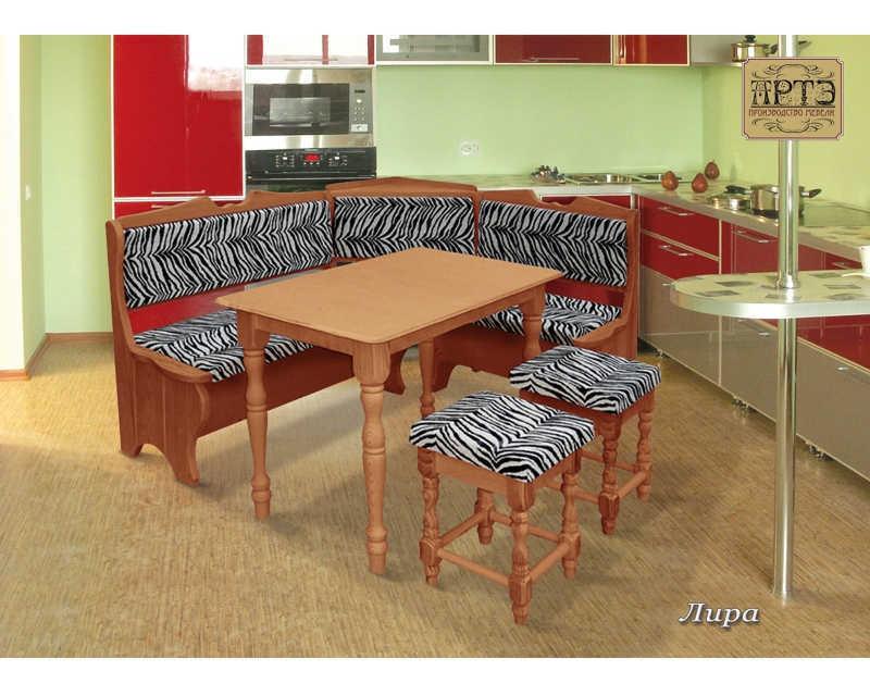Кухонный уголок Лира