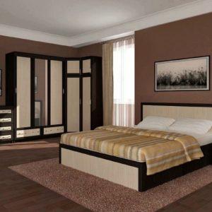 Спальня Долька
