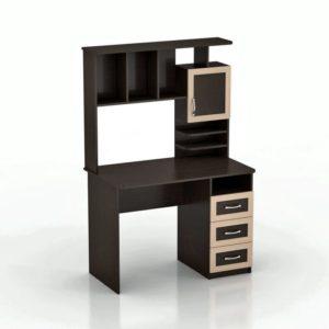 Компьютерный стол Мебелинк 100-09 (рамка МДФ)