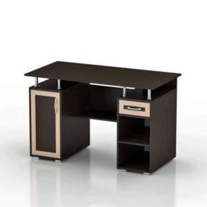 Компьютерный стол Мебелинк 100-22 (рамка МДФ)