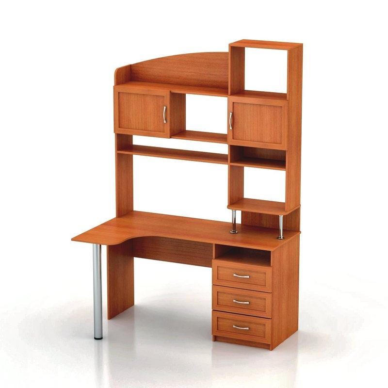 Компьютерный стол Мебелинк 100-23 (рамка МДФ)