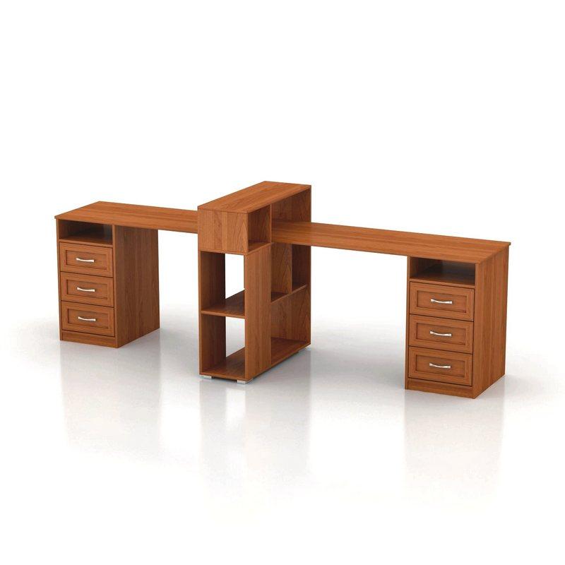 Компьютерный стол Мебелинк 100-27 (рамка МДФ)