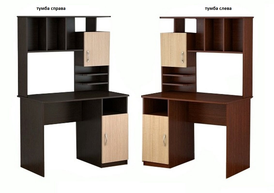 Компьютерный стол Мебелинк 100-10