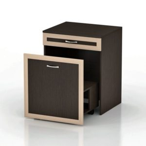 Компьютерный стол Мебелинк 100-26 (рамка МДФ)