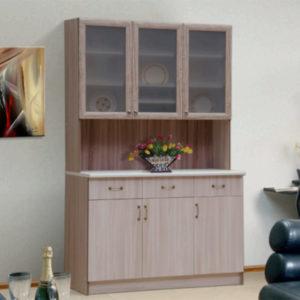 Кухонный напольный буфет В-2