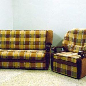 Спальный диван аккордеон Белла Д,П.