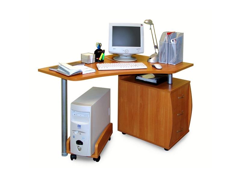Компьютерный стол ПС 04.21 А+ПБ 01.00