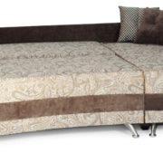 Угловой диван Сакура в разборе