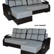 Угловой диван Регата 3