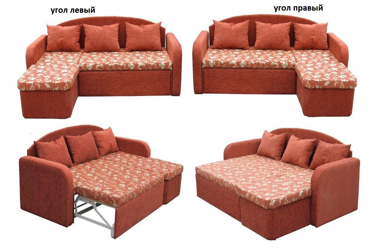 Угловой диван Александр 1