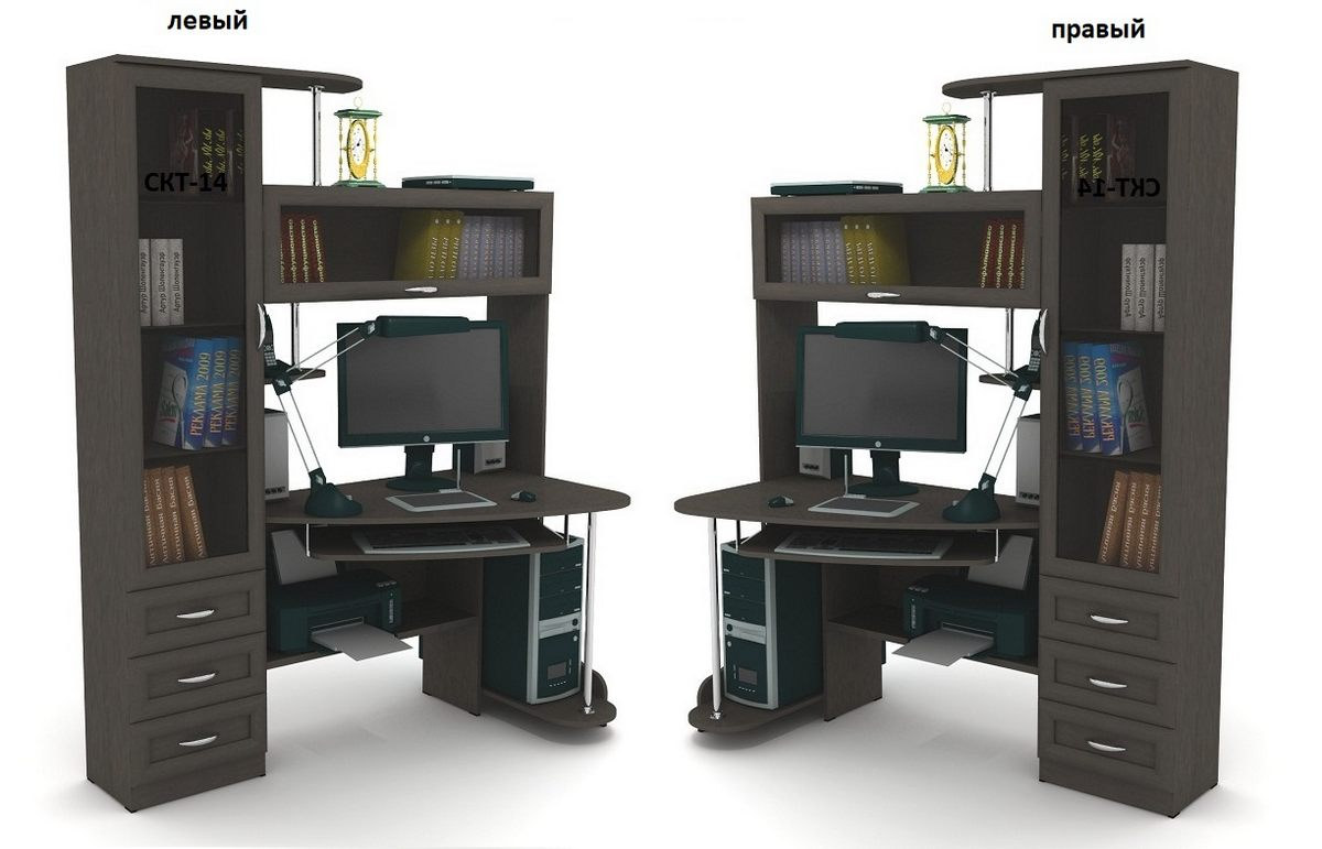 Компьютерный стол СКТ-14