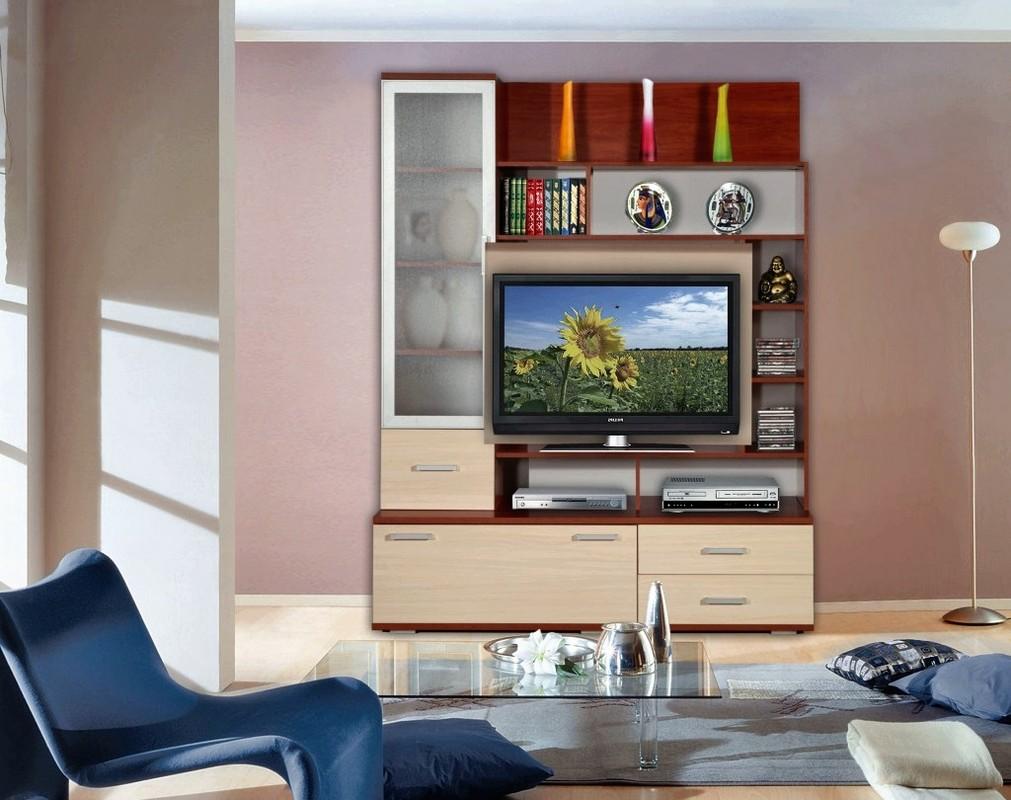 3b3f48763 Стенка Калипсо-7 купить в интернет магазине недорогой мебели в Москве
