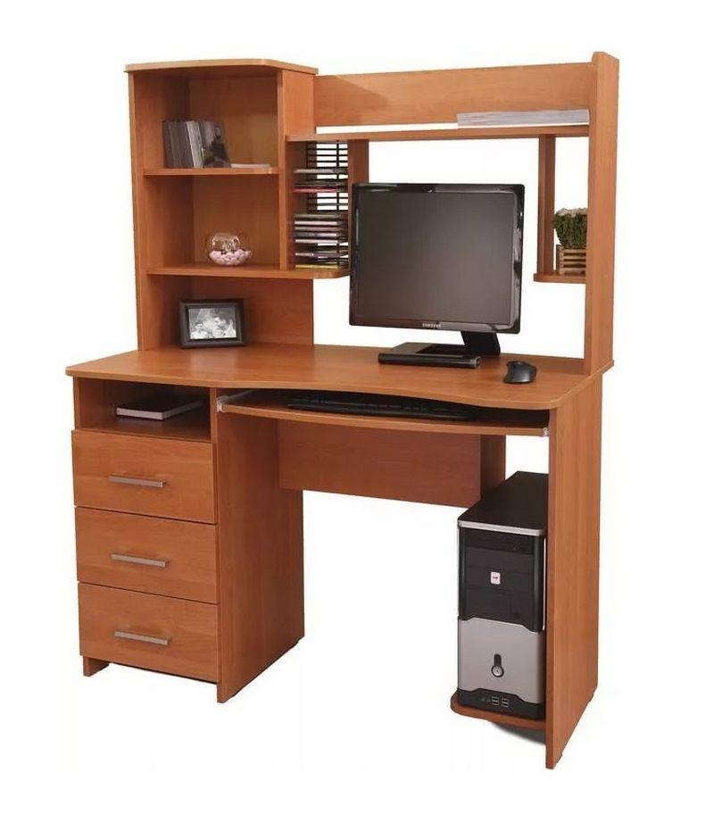 Компьютерный стол КС (с надстройкой)