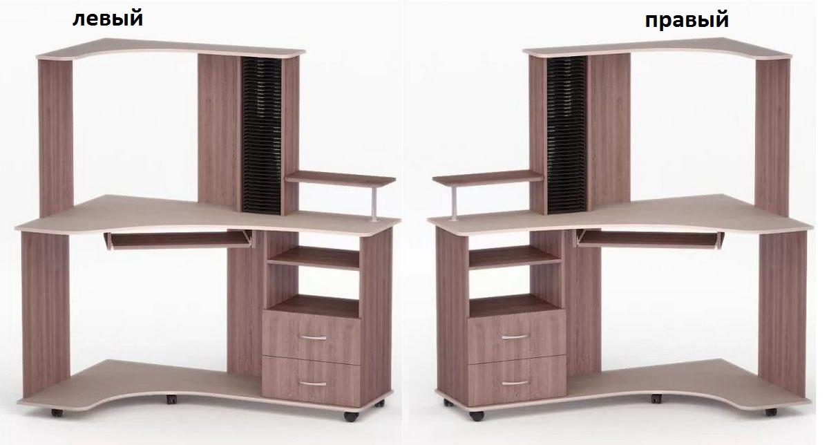 Компьютерный стол Роберт-13