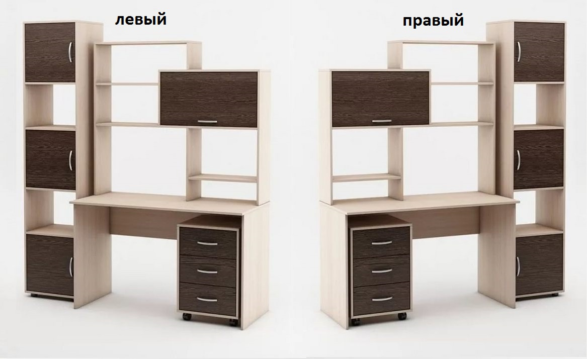 Компьютерный стол Роберт-5