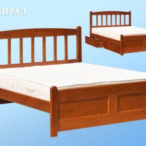 Двуспальная кровать Адмирал (ЕГРА)