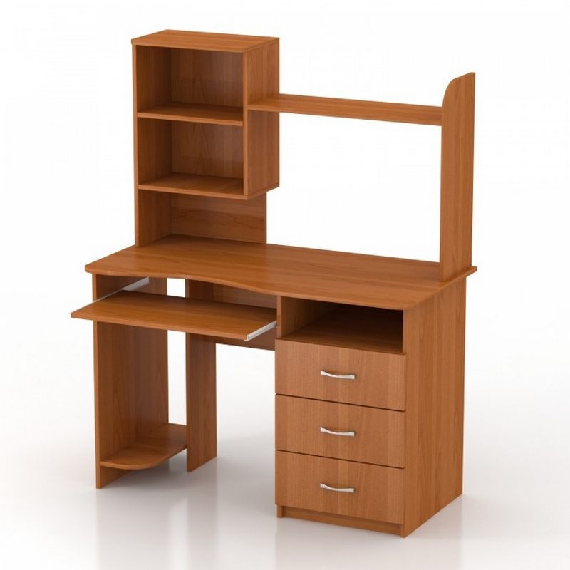 Компьютерный стол КС-10М+КН-7