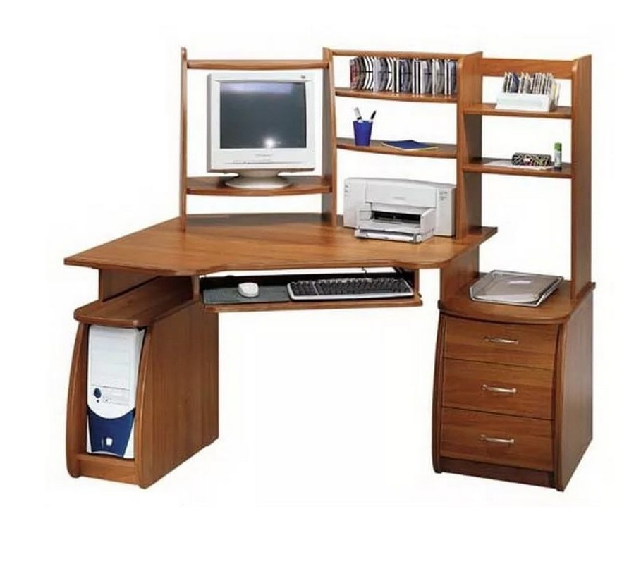 Компьютерный стол НКС-4